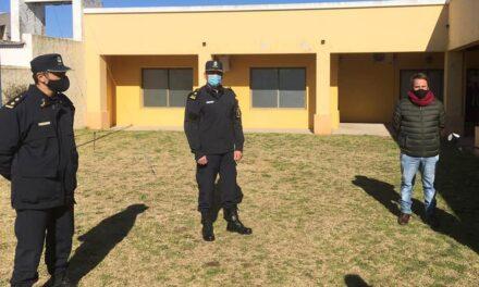 SE PUSO EN MARCHA EL CENTRO OPERATIVO DE LA COMISARÍA SEGUNDA
