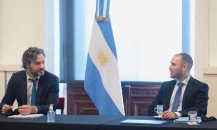 GUZMÁN Y CAFIERO RECIBEN AL CONSEJO AGROINDUSTRIAL ARGENTINO