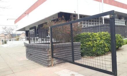 CAMBIARON LOS PORTONES EN EL CONCEJO
